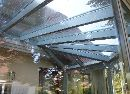 Aluminium Wintergarten mit Walmdach