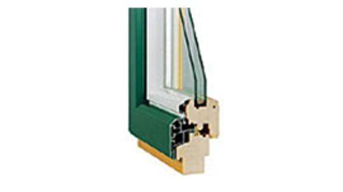 Holz-Aluminium-Fenster
