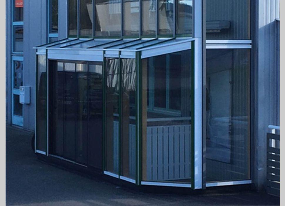 Aluminium Wintergarten von Maier