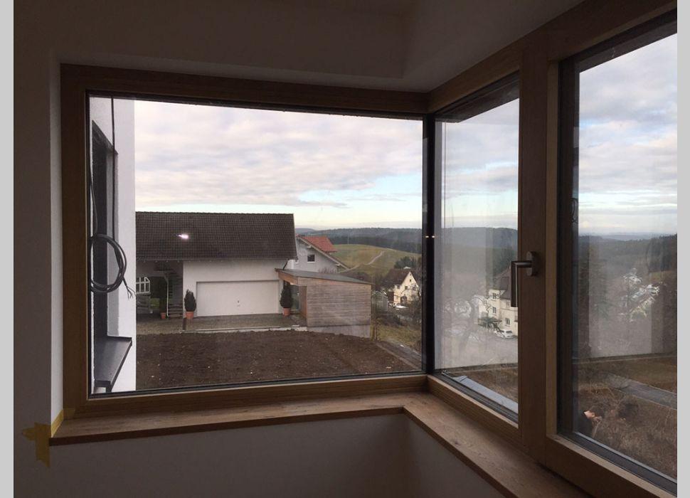 Fenster Wohnhaus