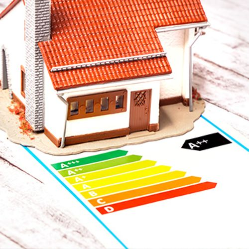 Energieeinsparung und Sanierung
