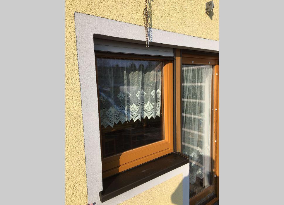 Fenstersanierung Wohnhaus